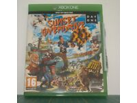 Sunset overdrive day one edition xbox one console game as new condition