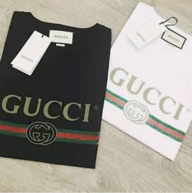 Gucci Washed Logo Tshirt