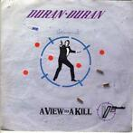 Duran-Duran  45-t  A view to a kill   007  1985