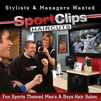 Mississauga/Oakville - Managers & Hairstylists - $42,000+