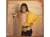 "Michael Jackson 'Liberian Girl' 12"" in very good condition"