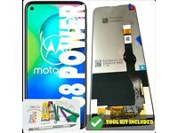 for Motorola MOTO G8 POWER XT-2041 LCD Screen With Touch Screen with 12in1 Tool Kit