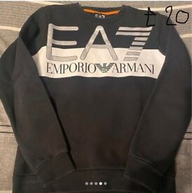 BOYS AGE 11-12 jumpers and coat
