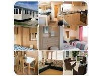 **SECURE YOUR 2017 DATE WITH JUST £50!** Gold Standard 6 Berth Static Caravan Hire 5* Park