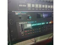 Roland Super JX MKS 70 Analog Synth Module