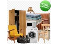 House clearences rubbish removal scrap