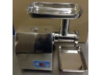 NEW LARGE HEAVY DUTY COMMERCIAL MEAT MINCER / GRINDER # 22