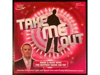 ITV 'Take Me Out' TV Quiz Board Game (as new)