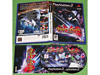 Onimusha: Dawn of Dreams - (PS2 Rare Game 2006 - 2 Discs) - Very Good!!!