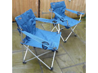 Camping or Garden armchairs by Sunnflair
