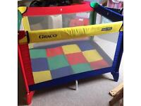 Grace Travel Cot