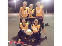 Play social netball in Shoreditch on Mondays