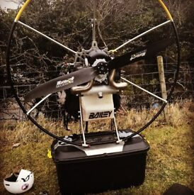 Bailey Hornet Paramotor