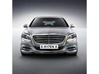 """Brand New 2017 """"17"""" Plate Custom Number Plate Great for Hiten/Hiren"""