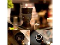 Nikon 50 mm F1.4G AF-S Nikkor Lens
