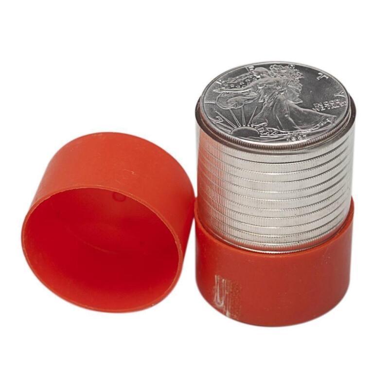 Silver Eagle Coin Rolls Ebay
