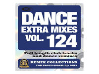 DMC Dance Extra Mixes Volume 124