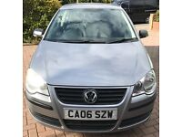 Volkswagen Polo 1.2l 55 E good condition, reliable (well looked after) and perfect for a first car