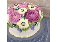 Beautiful cakes for birthdays, parties, weddings and all other occasions
