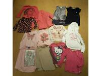 Girls clothes bundle 4-5 years 5-6 years