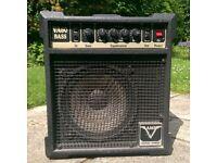 """Bass Combo Amplifier VA60 60 watt with 12"""" speaker"""
