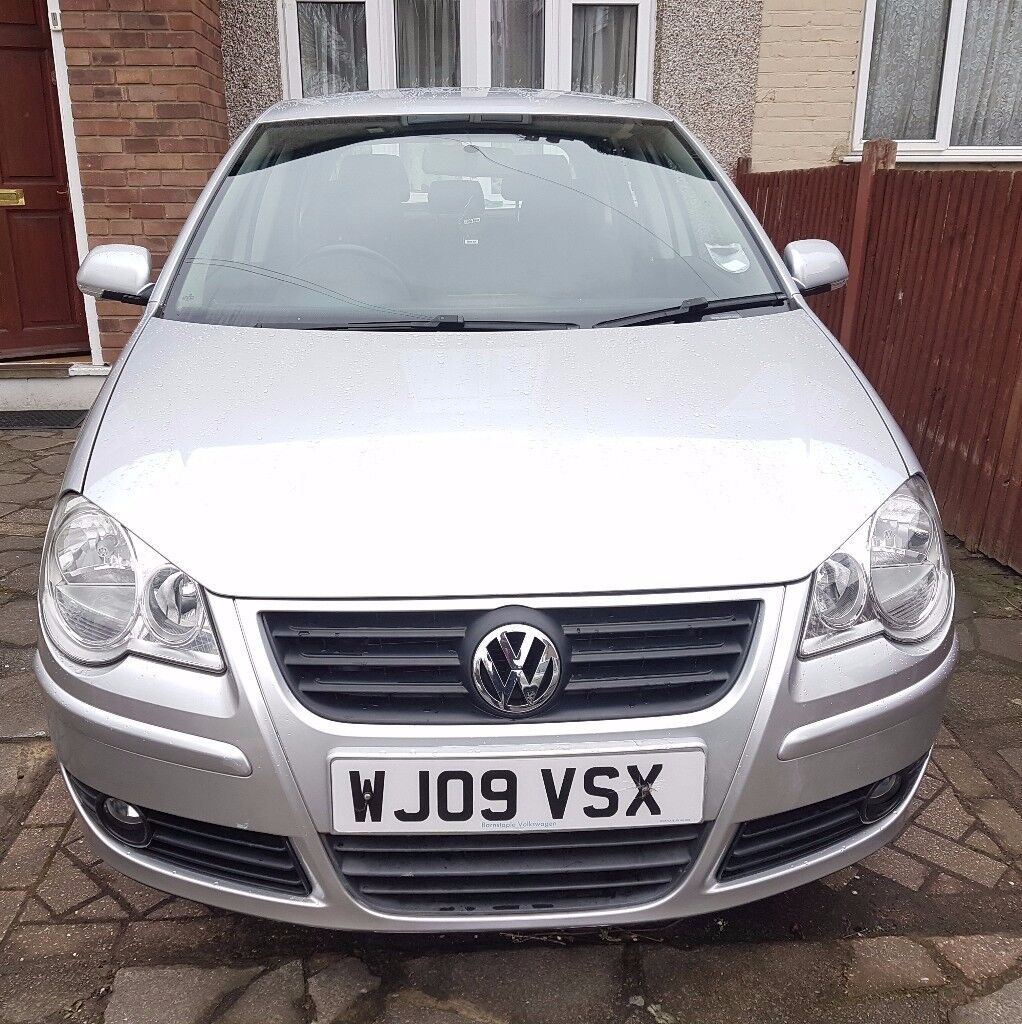 Volkswagen Polo 2009 Automatic 1.4 Match 5dr Excellent