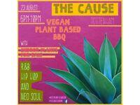 Greens & Beans Vegan BBQ