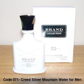 Brand Collection Perfume 25ml - Men