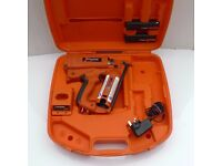 PASLODE IM250A (ANGLED) SECOND FIX NAIL GUN +CASE+ACCESSORIES+WARRANTY