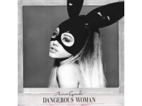 ARIANA GRANDE LIVE DANGEROUS WOMAN TOUR TICKETS X2
