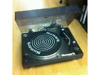 Numark tt1910 direct drive excellent condition turntable/deck dj