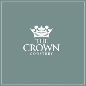 Senior Sous Chef, Crown, Goostrey up to £24K plus tronc