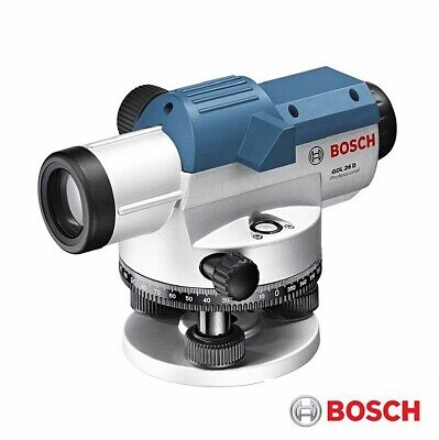 Bosch Gol 26 D Professional Automatic Optical Level Survey Tool 26 X 1.6mm 30m
