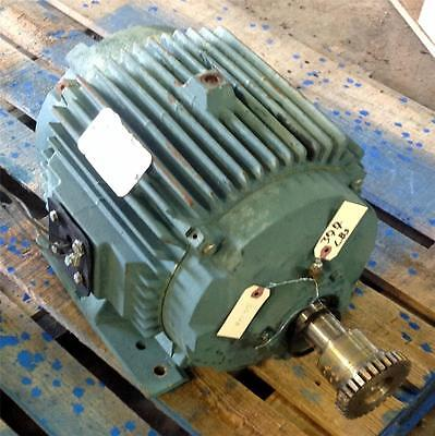 Repair Emerson 5 Hp Electric Motor