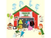 Garage sale in Portslade BN41 1GF Saturday 29th August 12-4pm
