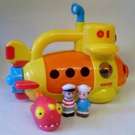 HAPPYLAND: Submarine