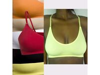 CAN POST!!! 500 NEW wholesale bundle carboot joblot seamless adjustable bra amazon ebay CLEARANCE