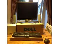 Dell Computer System For Sale