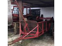 Massey ferguson manure spreader