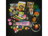 Bundle Party Bag Filler, Pinata Gift Ideas, Angry Birds Minions Stationery & Balls