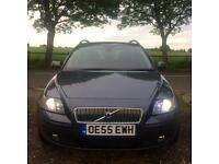 2005 VOLVO V50 SE 2.0 D XENON LEATHER HEATED SEATS 2 OWNERS MOT 14.11.17 146000 MILES