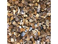 Bulk Bag Of Golden Flint