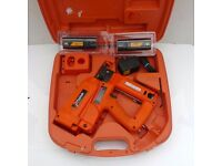 PASLODE IM250 II F-16 SECOND FIX NAIL GUN. CASE+ACCESSORIES, 12 MONTHS WARRANTY