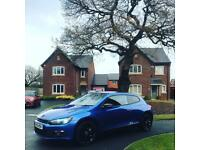 BARGAIN VW SCIROCCO GT TDI 2.0 REMAPPED