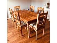 Indian wood furniture