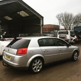 Vauxhall signum 1.9 cdti 150 elite