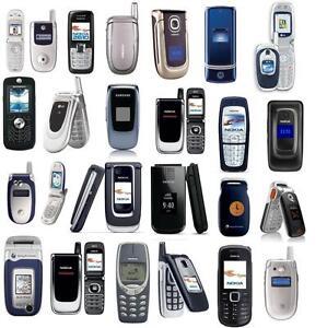 **SPECIAL 25$ CHAQUE** PLUSIEURS CELLULAIRE GSM FIDO ROGERS ET CHATR A VENDRE / CELL PHONE FLIP FLOP CAMERA MP3 PLAYER