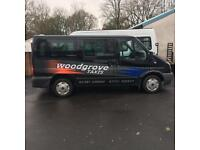 Woodgrove Taxis Dumfries 07721309537