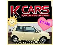 CHEAP INSURANCE IDEAL FIRST CAR FULL SERVICE HISTORY SEAT AROSA 1.0 MOT APRIL 2018