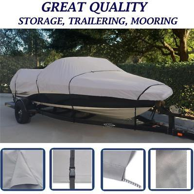 STARCRAFT EUROSTAR 170 O/B 1993 GREAT QUALITY BOAT COVER  TRAILERABLE